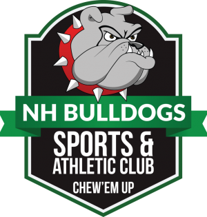 logo nh bulldogs athletic club