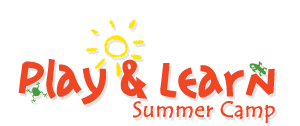 Logo play and Learn summer camp